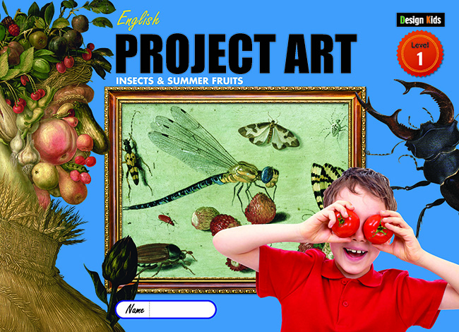 Project Art-Insects & Summer