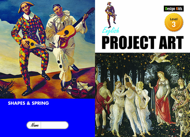 Project Art - Shapes & Spring