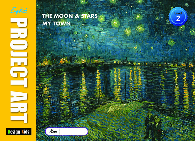 Project Art - The Moon & Stars / My Town