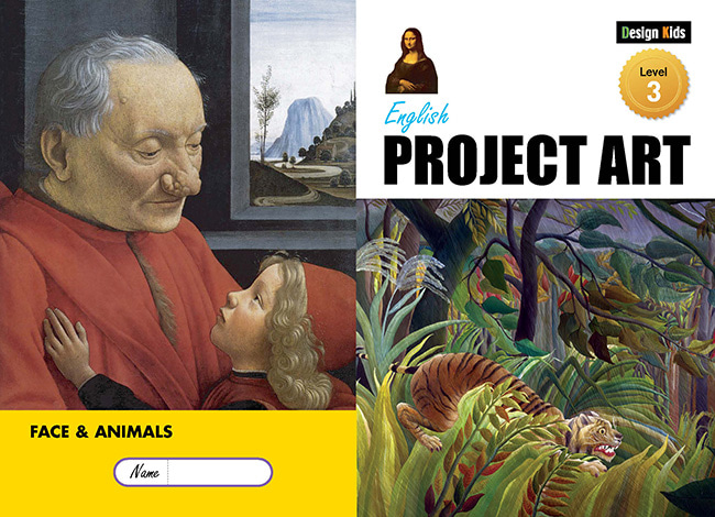 Project Art - Face & Animals