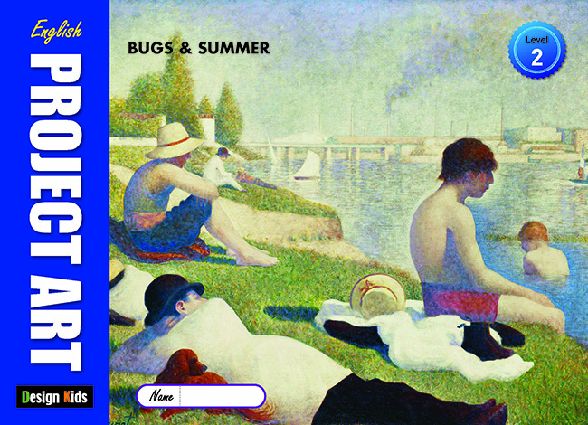 Project Art - Bugs & Summer